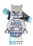 LEGO® Minifigur - Legends of Chima - Iceklaw - Freeze Cannon Pack - loc154