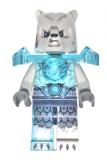 LEGO® Minifigur - Legends of Chima - Icepaw - Heavy Armor - loc156
