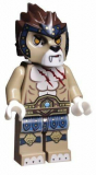 LEGO® Minifigur - Legends of Chima - Longtooth - loc027