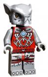 LEGO® Minifigur - Legends of Chima - Wakz - loc026