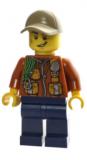 LEGO® Minifigur - City - cty0790 - Forscher