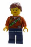 LEGO® Minifigur - City - cty0791 - Forscherin