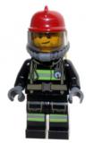 LEGO® Minifigur - City - cty0524 - Feuerwehrmann