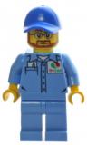 LEGO® Minifigur - City - cty0673 - 60132