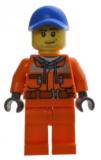 LEGO® Minifigur - City - cty0674 - 60132