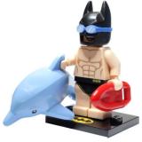 LEGO® - The Batman Movie Serie 2 - Figur Nr. 6 - Batman im Schwimmanzug