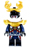 LEGO® Minifigur - Ninjago - Samurai - Sons of Garmadon - Hunted - 70651