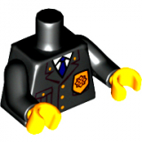 LEGO® 88585 Figurenoberkörper Torso - 6043846