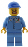 LEGO® Minifigur - City - cty0679 - Airport Mechaniker