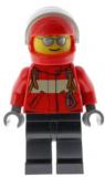 LEGO® Minifigur - City - cty0678 - Airport Pilot