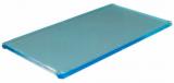 57895 6256060 Scheibe 1 x 4 x 6 - transparent hellblau