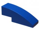 50950 4543998 Schrägstein 1 x 3 gerundet - blau