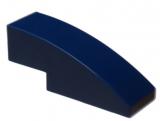 50950 4540280 Schrägstein 1 x 3 gerundet - dunkelblau