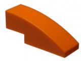 50950 4251969 Schrägstein 1 x 3 gerundet - orange