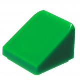 54200 4546705 Schrägstein 1 x 1 x 2/3 - grün