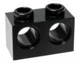 32000 3200026 Lochstein 1 x 2 - schwarz