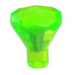 30153 6247800 Juwel Diamant 1 x 1 - transparent hellgrün