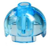 40528 6264989 Stein 2 x 2 gerundet - transparent hellblau