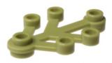 2423 6268815 Blatt Zweig klein - olivgrün