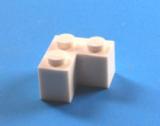 2357 235701 Eckstein 1 x 2 x 2 - weiß