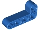 32140 6271829 Liftarm 2 x 4 L-Form - blau