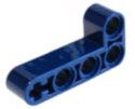 32140 6271839 Liftarm 2 x 4 L-Form - dunkelblau