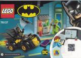 76137 Bauanleitung DC Superheroes - Batman vs. The Riddler - Robbery
