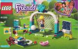 41330 Bauanleitung - Friends - Stephanies Soccer Practice