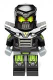 col166 - Minifigur - Evil Mech
