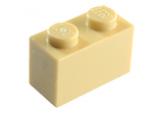 3004 4173052 Baustein 1 x 2 - beige