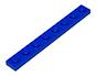 3460 346023 Platte 1 x 8 - blau