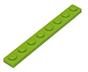 3460 4210212 Platte 1 x 8 - hellgrün