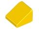 54200 4504381 Dachstein 1 x 1 x 2/3 - gelb