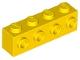 30414 4164073 Stein 1 x 4 mit 4 Frontnoppen - gelb