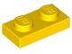 3023 302324 Platte 1 x 2 - gelb