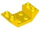 4871 6215106 Schrägstein 4 x 2 45° - gelb