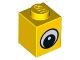 3005 4569076 Stein 1 x 1 Auge - gelb
