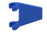 44676 4500126 Flagge 2 x 2 - blau