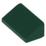 85984 6168574 Dachstein 1 x 2 - dunkelgrün