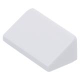 85984 4547489 Dachstein 1 x 2 - weiß