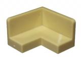 91501 4593748 Eckpanel 2 x 2 - beige