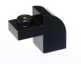 6091 609126 Bogenstein  2 x 1 x 1 & 1/3 - schwarz