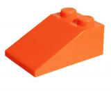3298 4121742 Schrägstein 2 x 3  25° - orange