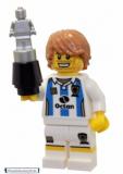 LEGO® Minifigur - Sammelfigur - 8804 - Fußballspieler - Serie 4