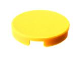 14769 6078279 Fliese 2 x 2 rund - gelb