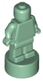 90398 6335936 Statue Trophy - sandgrün